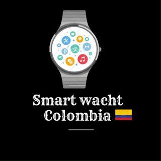 Logo de smartwatch cólombia