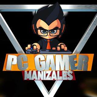 Logo de Pc 🖥️ Gamer 🕹️ Manizales