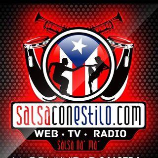 Logo de SalsaConEstilo.com 📻