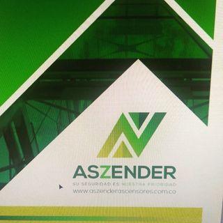 Logo de ASZENDER S.A.S