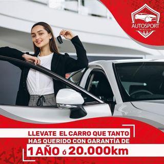 Logo de AutoSport Medellin