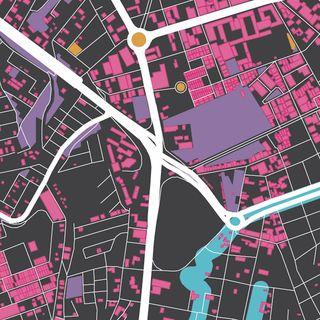 Logo de Pósters de Mapas de Ciudad
