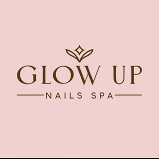 Logo de Glow Up nails Spa