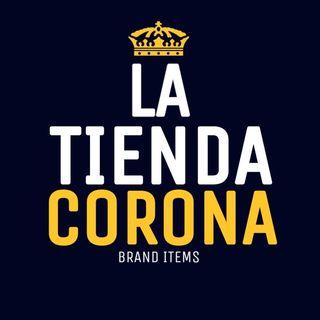 Logo de LA TIENDA CORONA