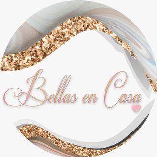 Logo de Bellas en Casa 💖