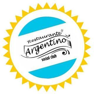 Logo de restaurante argentino