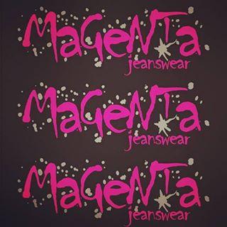 Logo de Magenta Jeanswear