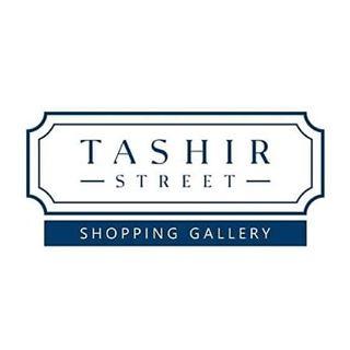 Logo de Tashir Street Shopping Gallery