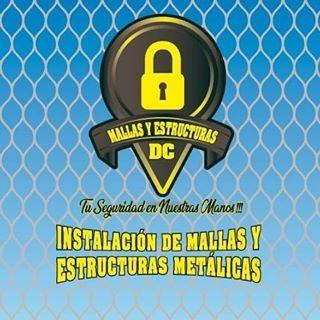 Logo de Mallas y Estructuras DC 🇨🇴