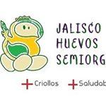 Logo de @jaliscohuevosemiroganico