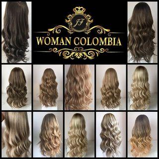 Logo de Extensiones de cabello