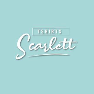 Logo de T-Shirts Scarlett