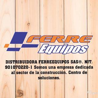Logo de DISTRIBUIDORA FERREEQUIPOSSAS®