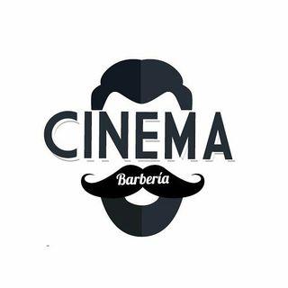 Logo de CINEMA BARBERÍA💈