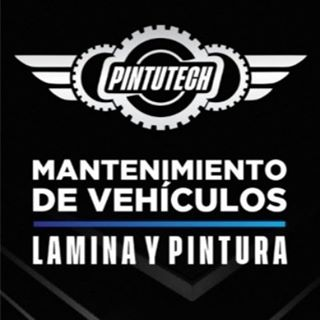 Logo de Taller automotriz PINTUTECH🔧💻🔩