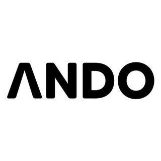 Logo de Ando Latino America