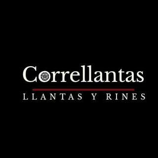Logo de Correllantas Los Bucaros