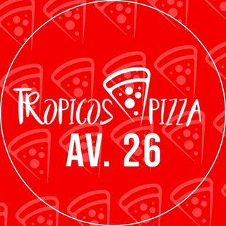 Logo de Trópicos Pizza Av. 26 🍕