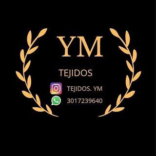 Logo de YM TEJIDOS