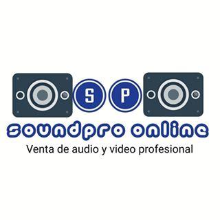 Logo de soundpro online