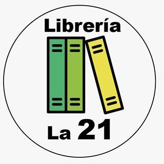 Logo de Libreria La 21