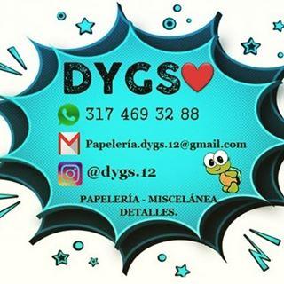 Logo de DYGS ❤️