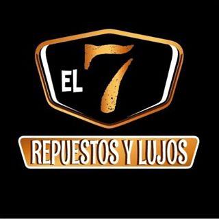 Logo de Repuestos Y Lujos El 7