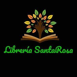 Logo de libreria Santa Rosa