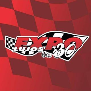 Logo de EXPOLUJOS LA 30