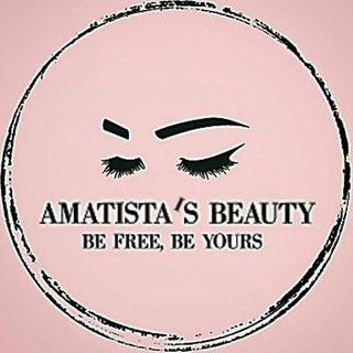 Logo de 💄 AMATISTA'S BEAUTY 💄