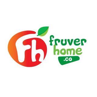 Logo de Fruver Home Gourmet 🏠🍎