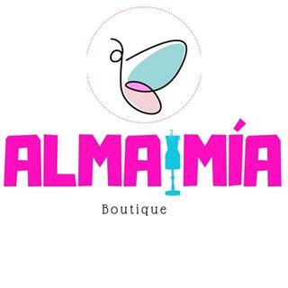 Logo de Alma mia Boutique