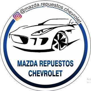 Logo de Mazda Repuestos Chevrolet