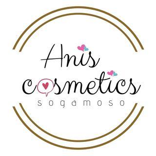 Logo de anís cosmetics boyaca