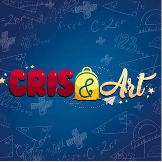 Logo de Tienda Cris&Art 🎒🎁