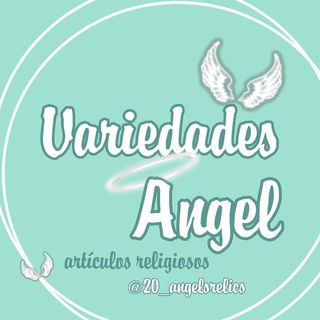 Logo de variedades angel