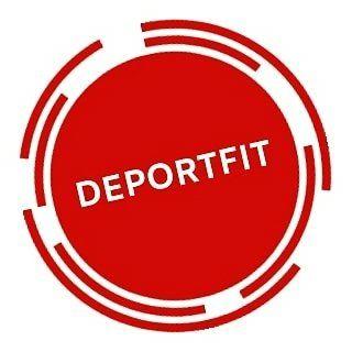 Logo de DEPORTFIT SOMOS FABRICANTES 🇨🇴
