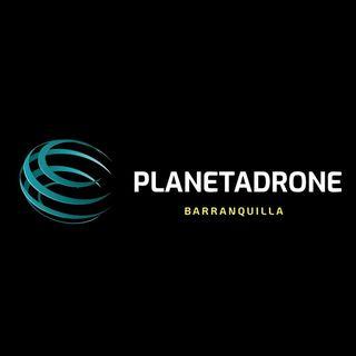 Logo de planetadrone