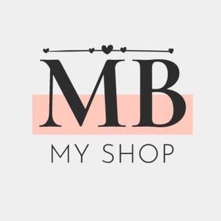 Logo de MB MY SHOP