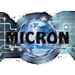 Logo de Micrón Soluciones Tecnológicas