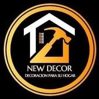 Logo de New Decor Decoraciones 👷🏻♂️🛠