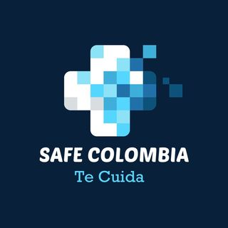 Logo de SAFE COLOMBIA