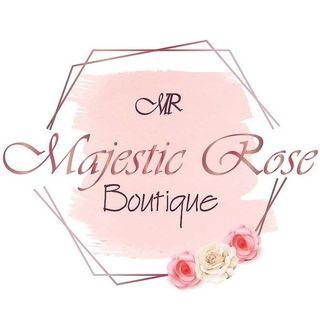 Logo de MR MAJESTIC ROSE BOUTIQUE
