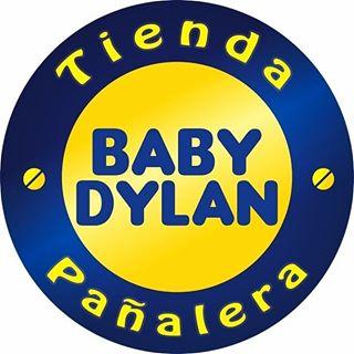 Logo de Pañalera Baby Dylan