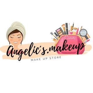 Logo de Angelic's.makeup