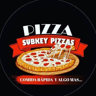Logo de SUBKEY PIZZAS