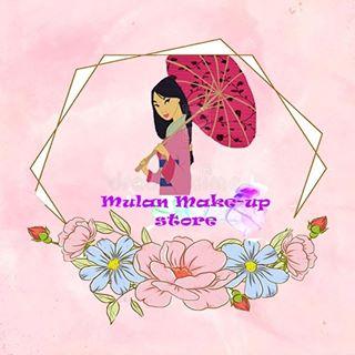 Logo de Mulan Makeup Store