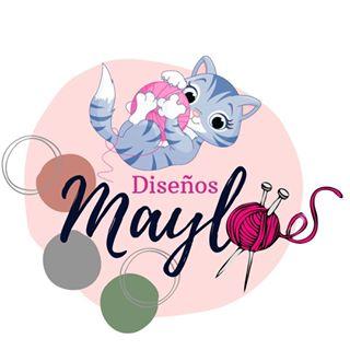 Logo de Diseños Maylo