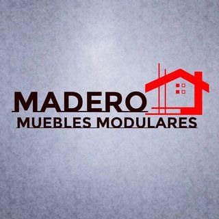 Logo de MADERO Muebles Modulares