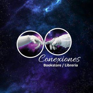 Logo de Conexiones Librería